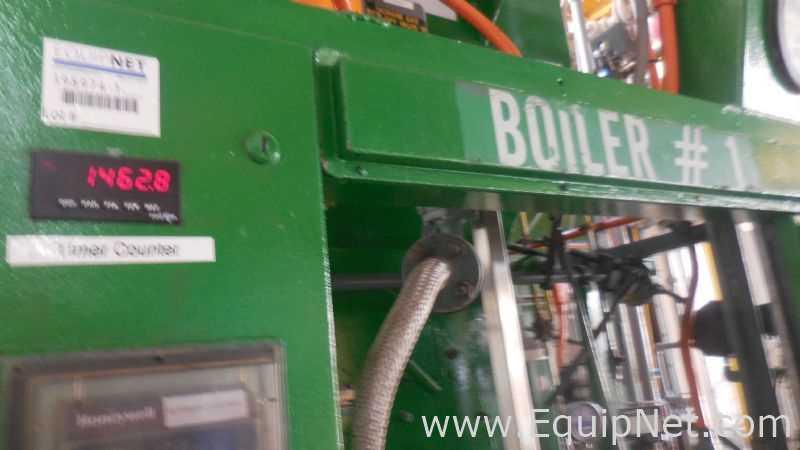 Nebraska Boiler Company NS B 40 Kessel