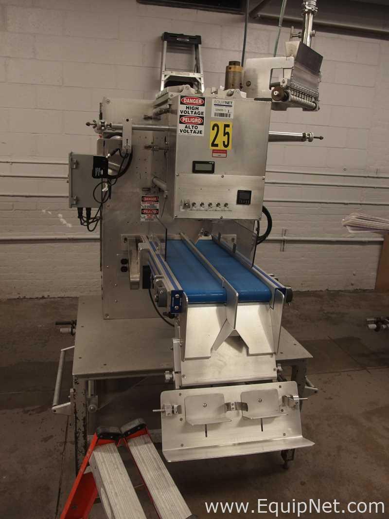 Stedi Pac A-010 Vertikale Schlauchbeutelmaschine für Pulver - Maschine 25