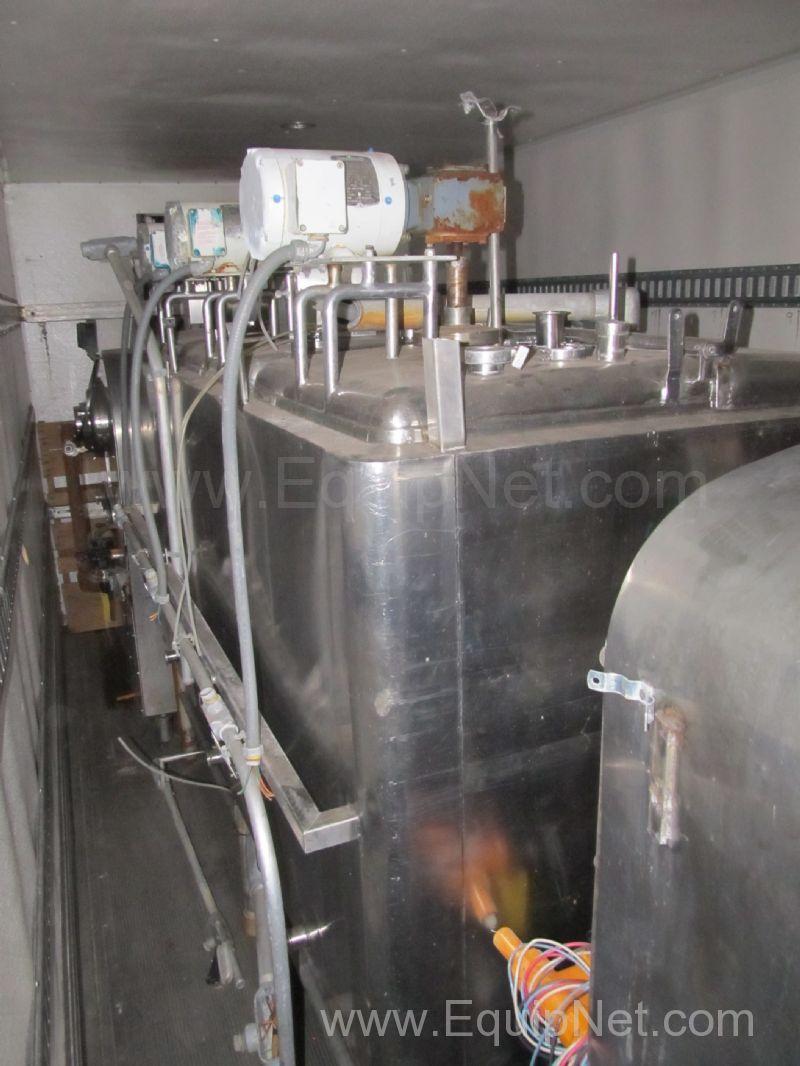 Creamery Package Manufacturing Eiscreme-Gefrierschrank