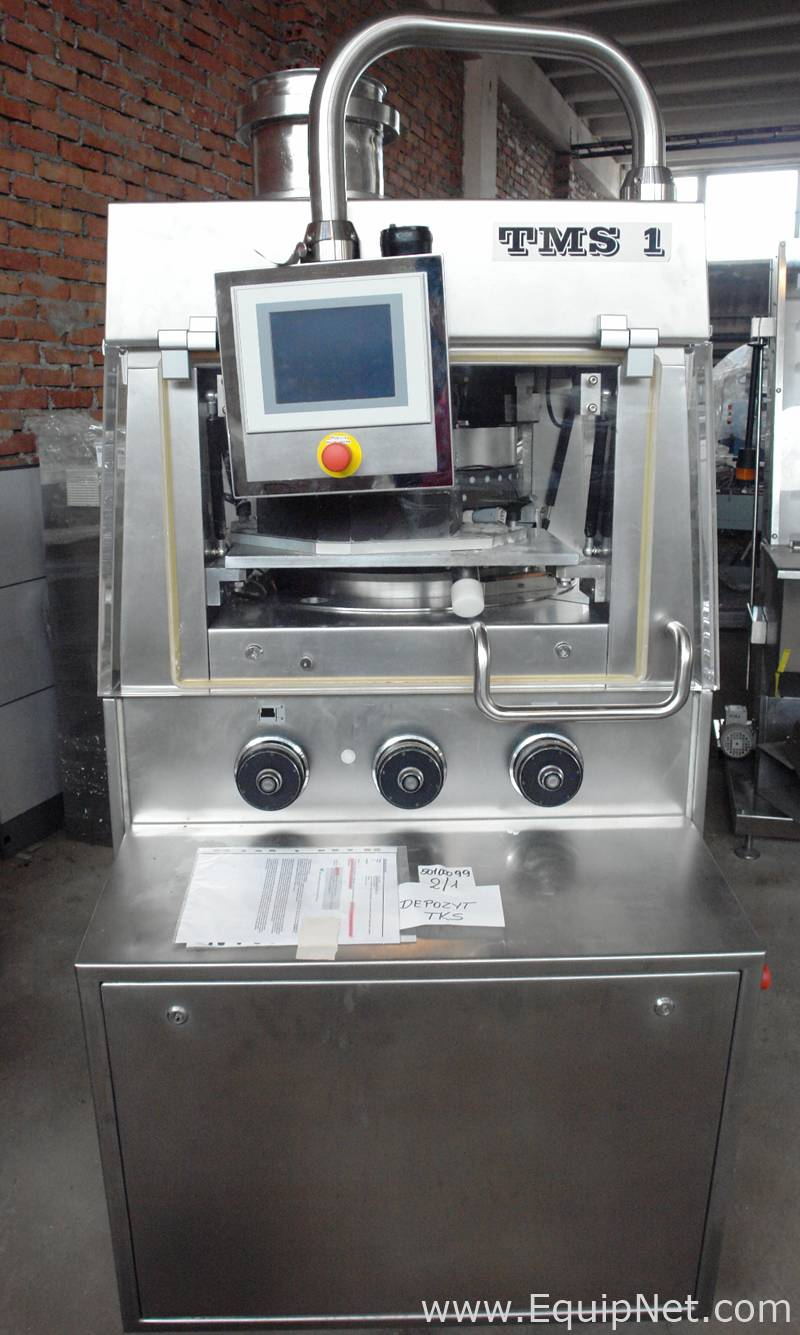 TMS Tablet Press Machine