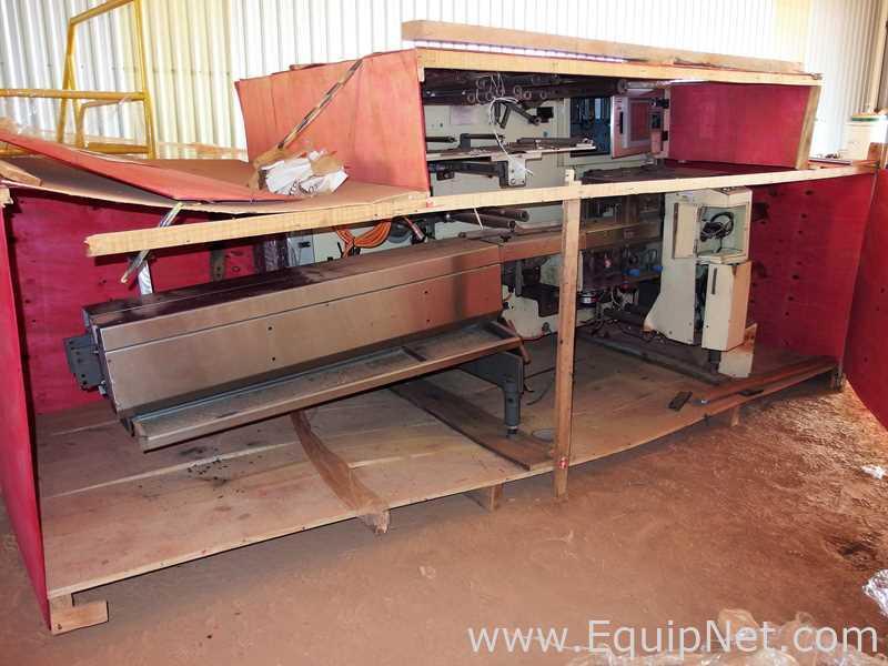 Máquina de envoltura de flujo Sig 203