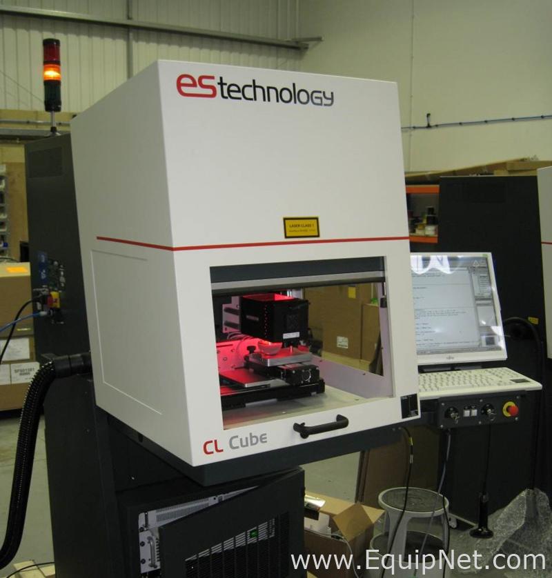Tecnologia de ES 0601102 Sistema de Marcação a Laser LASR0011