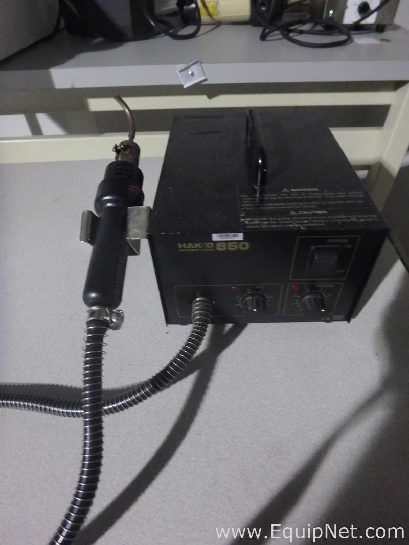 Hakko 850 Hot Air Rework System