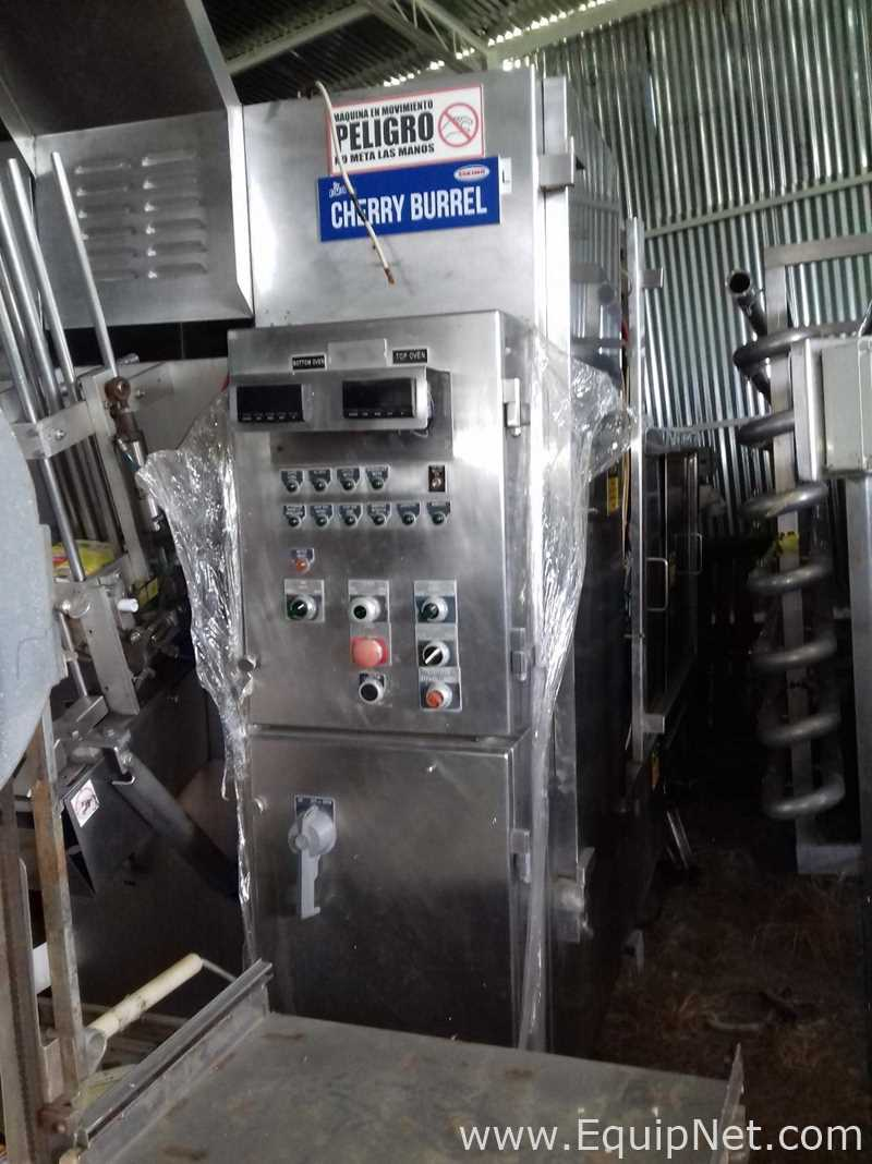 Cherry Burrell CQ-10 Filling Machine