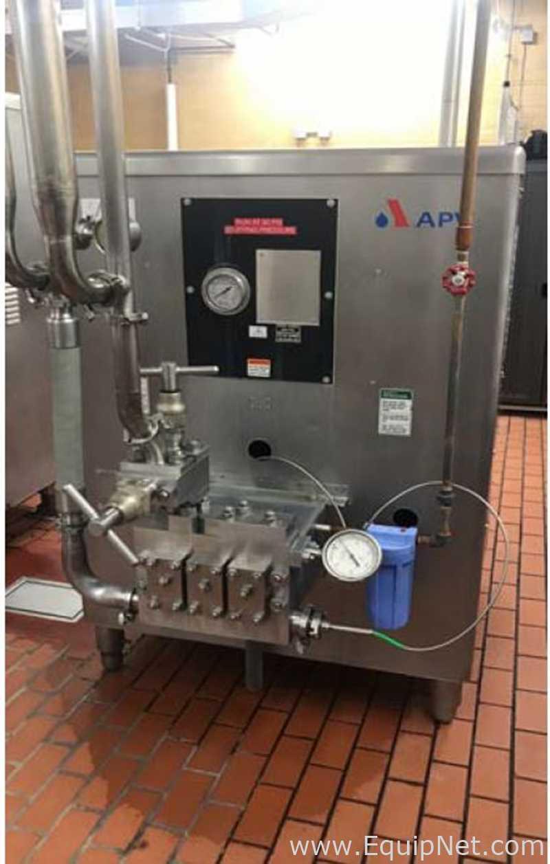 APV Crepaco Inc. 3DL421 Homogenizador