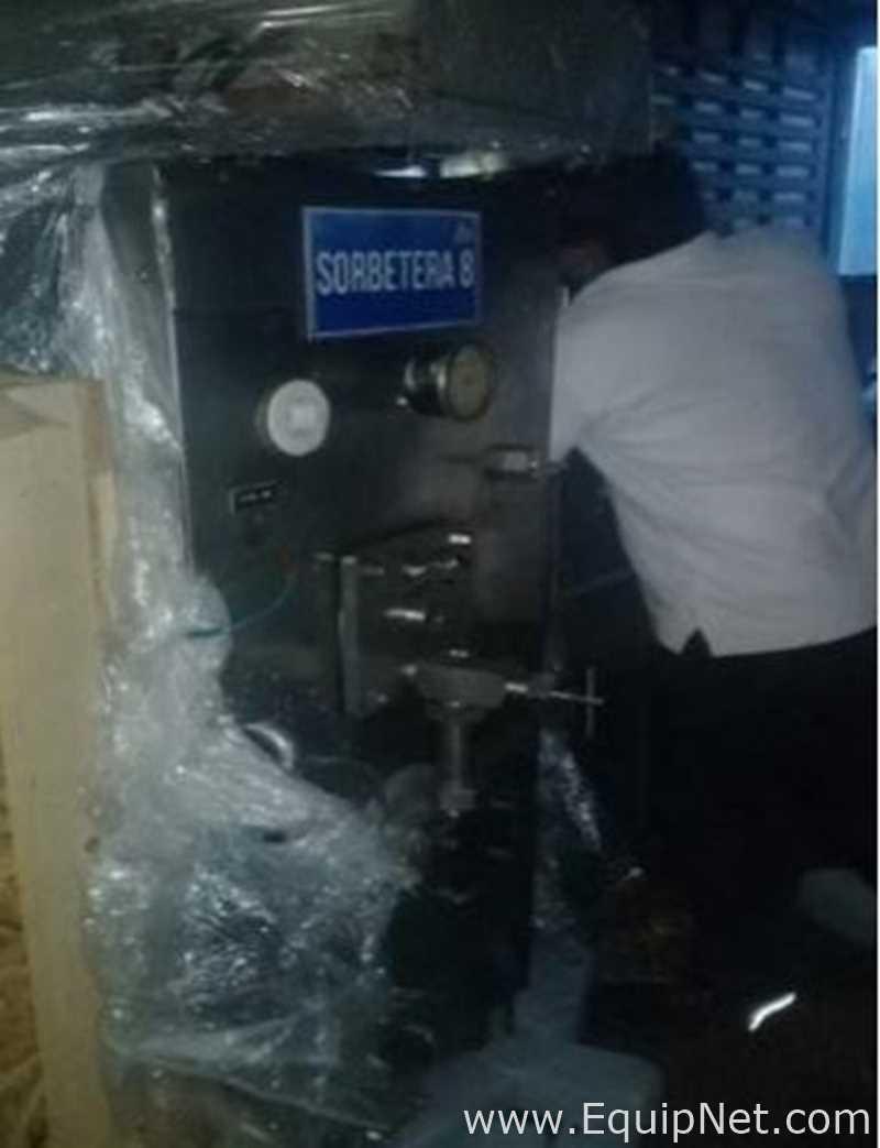 Empaque de lechería KA110-2730 Máquina de sorbete Vitaline Number 2