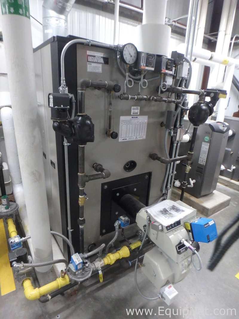 Weil Mclain Modell 88 Serie 2 Gas-Dampfkessel