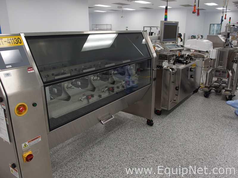 Automatisiertes Zellkultursystem von Quattro