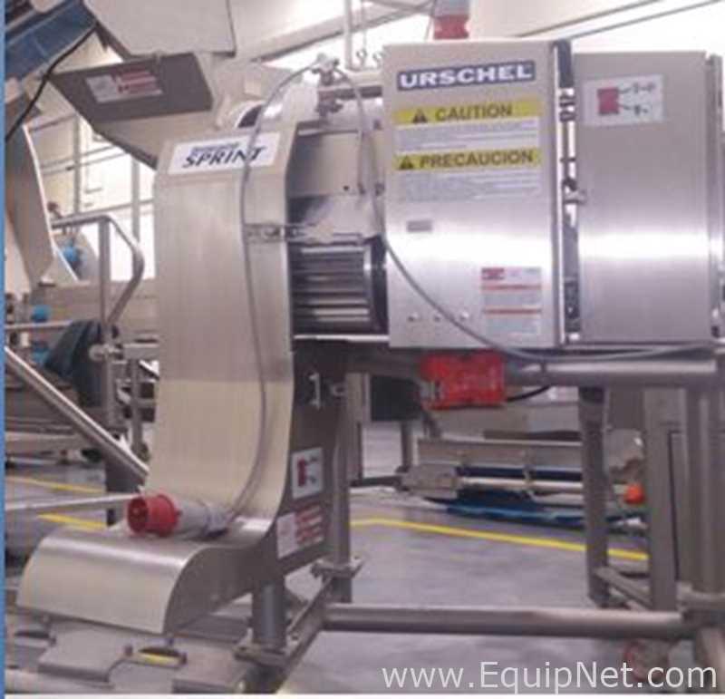 Ausrüstung aus einer Kartoffelanlage
