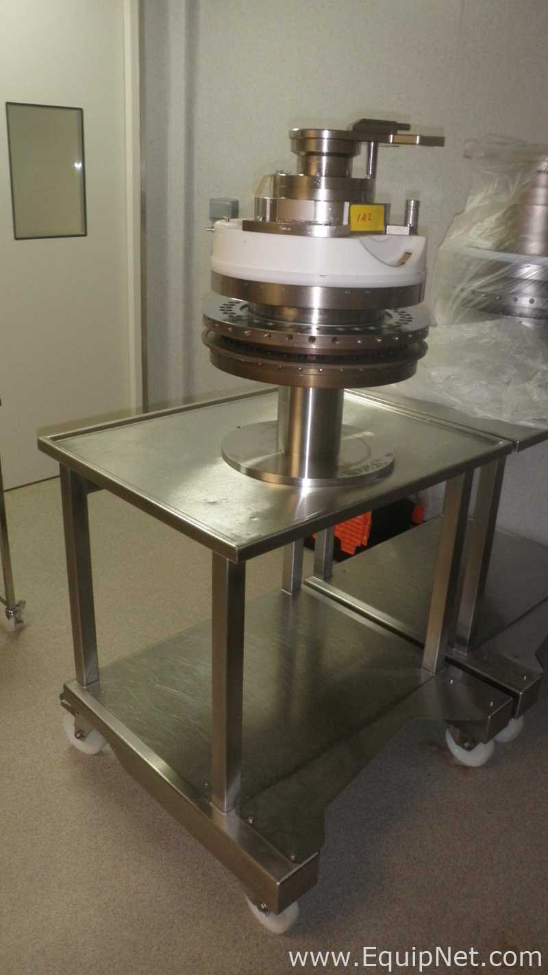 Korsch XL400 Tablet Press Turret