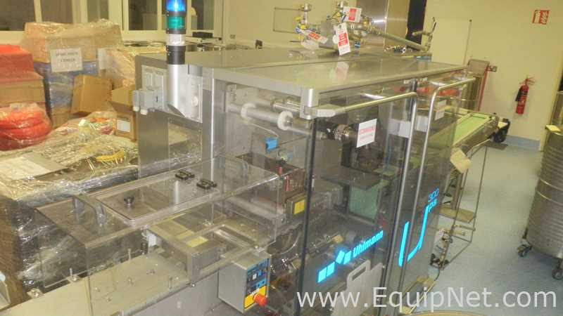 Uhlmann Packaging Systems UPS 300 Blister Packaging System