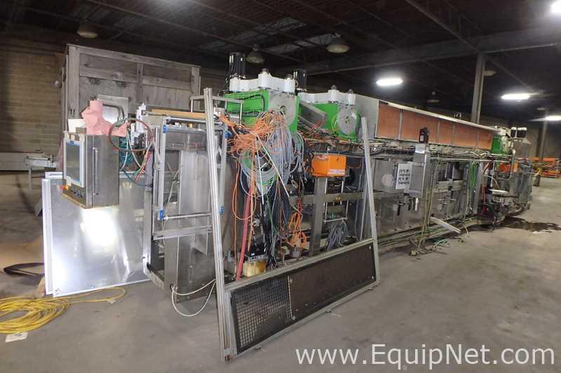 Ausrüstung erhältlich in einer führenden Joghurtfabrik