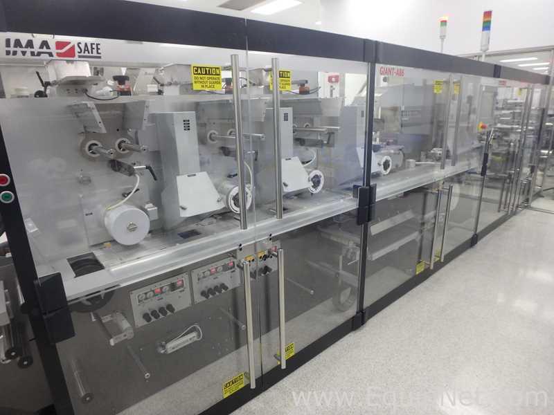 Hochwertige Produktionsausrüstung von Johnson & Johnson in Puerto Rico
