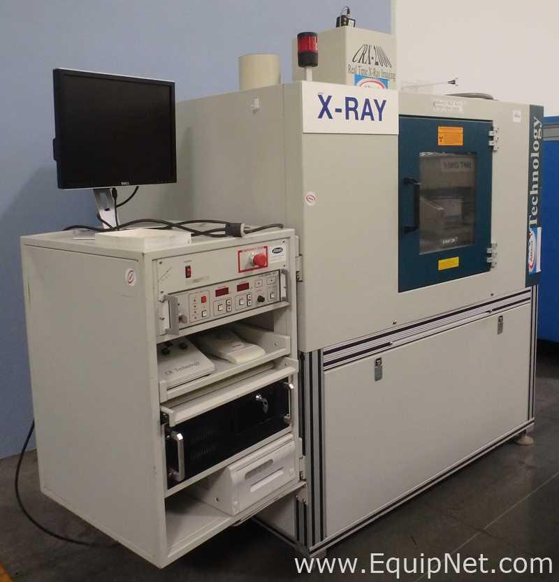 CR Technology, Inc. Sistema de Inspeção de Raios-X CRX2000