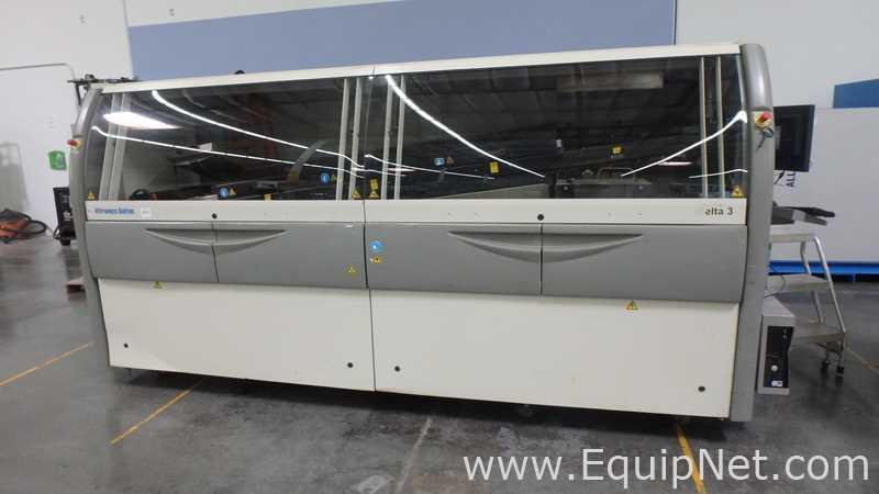 Vitronics Soltec Delta3 Wave Soldering Machine