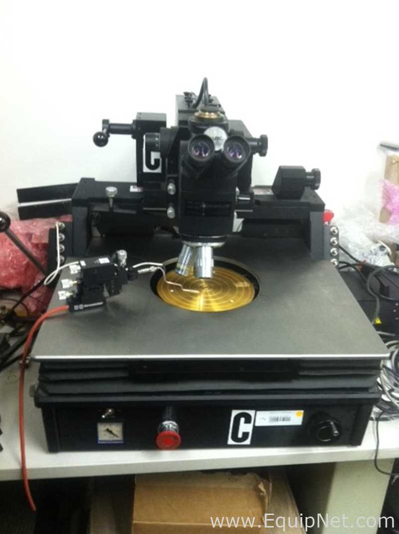 Micromanipulator 8060 Manual Analytical Probe Station