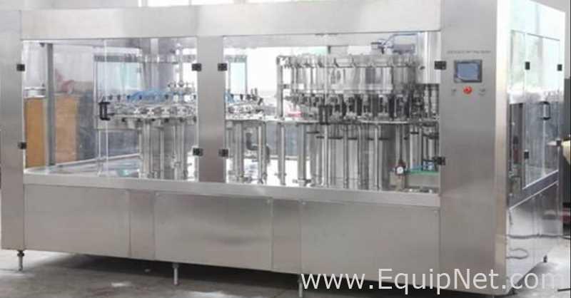 Unbenutzter Plaspak Monoblock Flaschenfüller Verschluss für Flüssigkeit