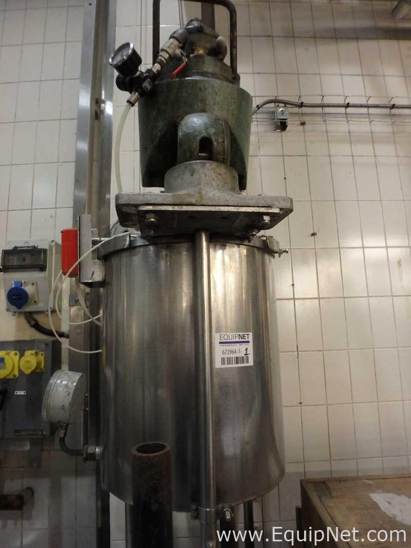 Tanque de mistura de aço inoxidável 56 Litro
