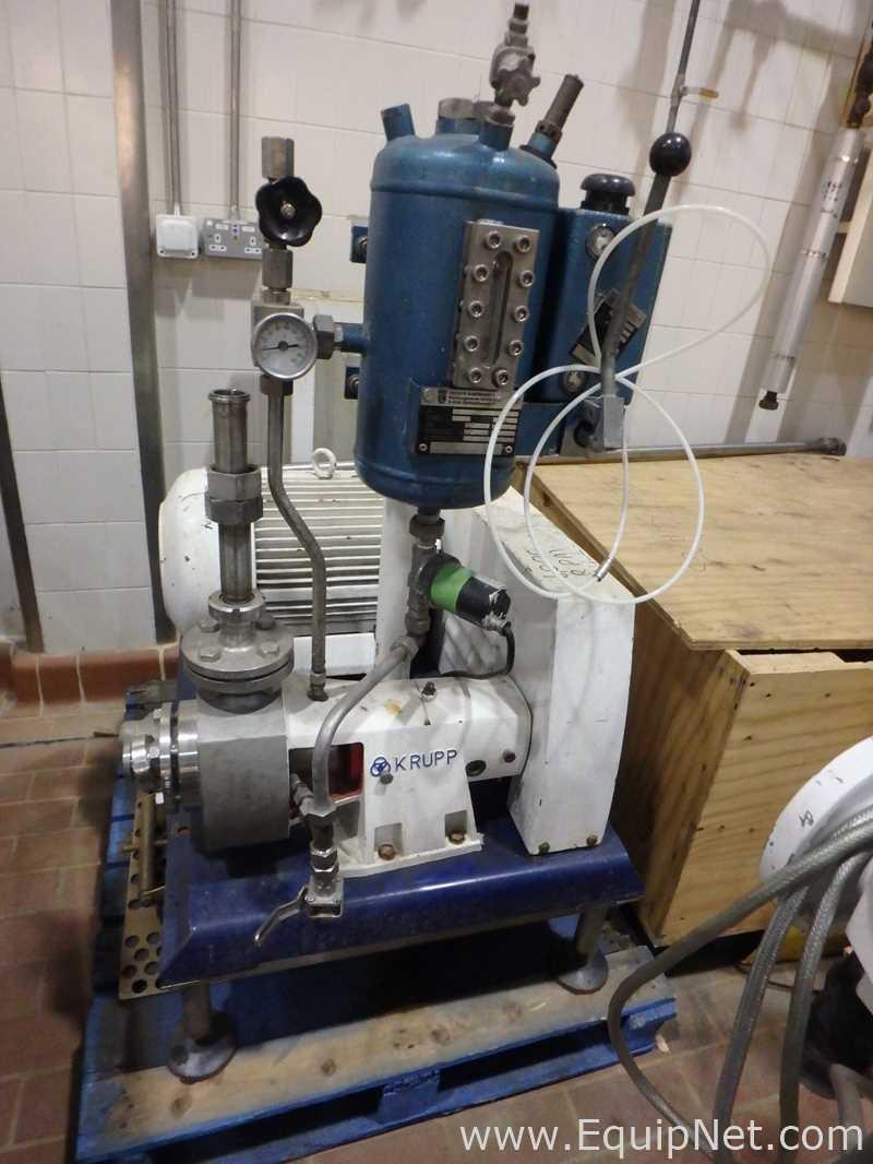 Krupp Supraton S200 Inline Homogenizer – Shear Mixer