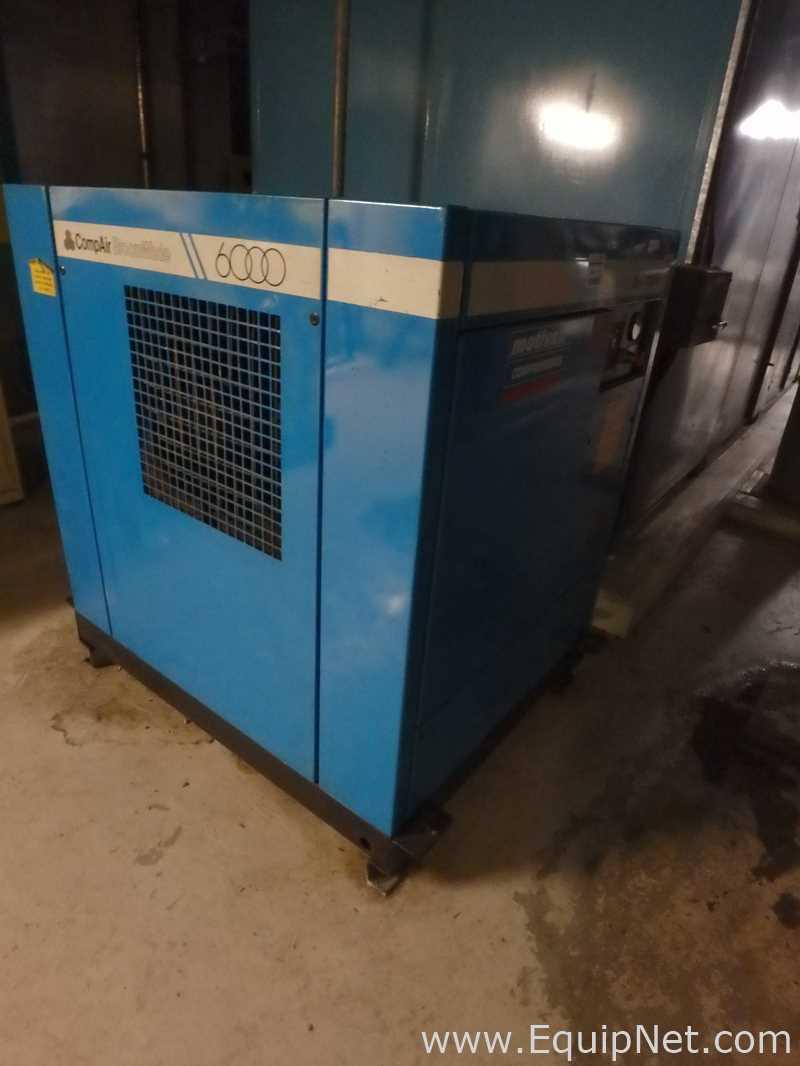 Compresor de aire de tornillo rotativo CompAir 6040