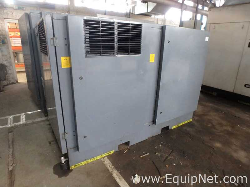 Compresor de aire de tornillo rotativo Atlas Copco ZT3-52