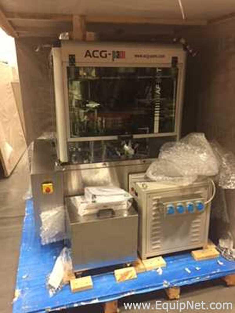 ACG Pam AF90 Verkapselungsmaschine und Kapselfüller