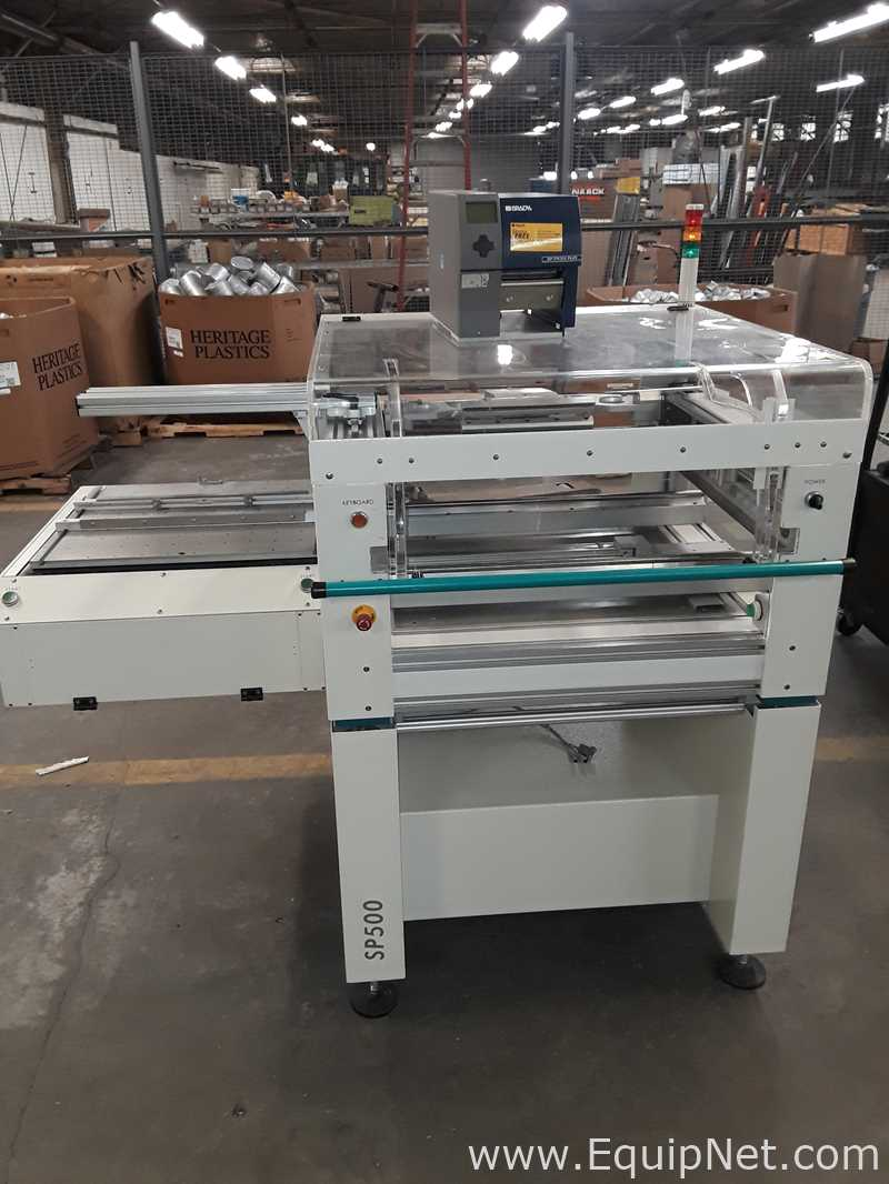 Impresora de pantalla Essemtec SP-500