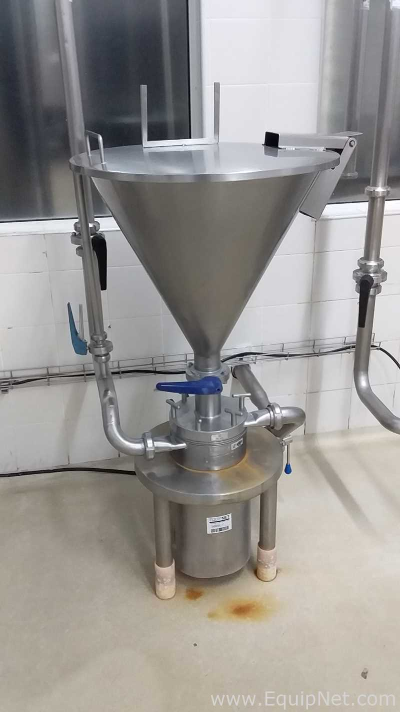 Inoxil MP 1 Stainless Steel Vertical Triblender