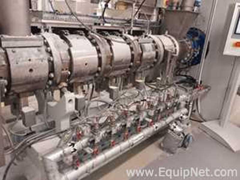 Homecare Manufacturing Equipment aus dem Unilever-Werk in Warrington