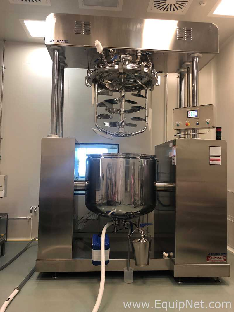 Axomatic Axomix 600 mixer – homogenizer