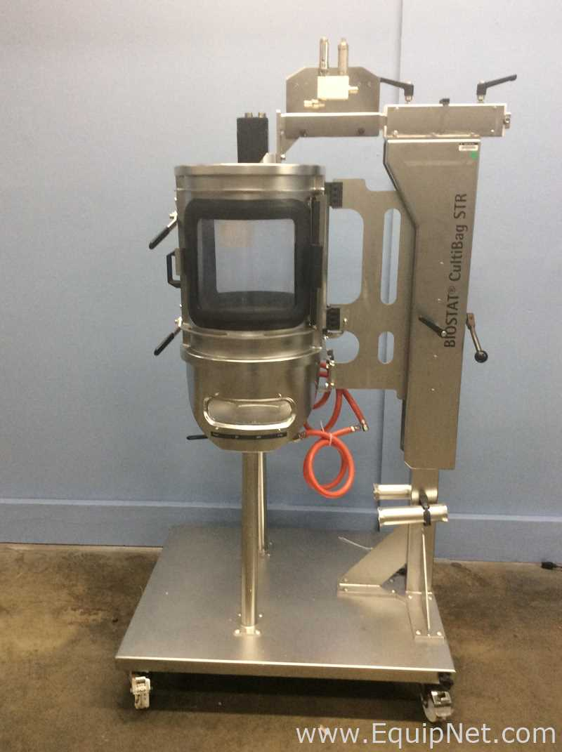 Sartorius BIOSTAT CultiBag STR  Single Use Portable Stainless Steel Bioreactor