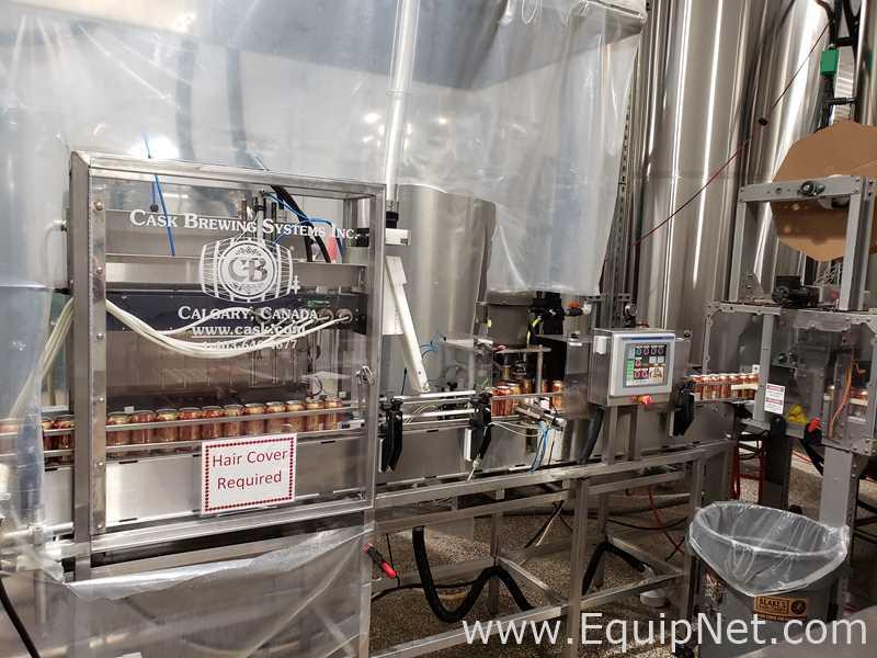 V4 Canning System von Cask Brewing System Inc