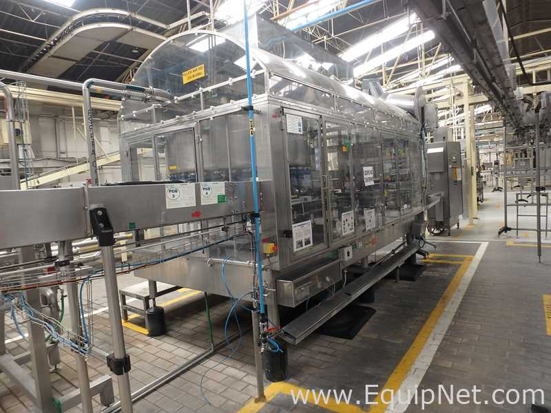 Equipment from a Leading Beverage Facility in Latin America