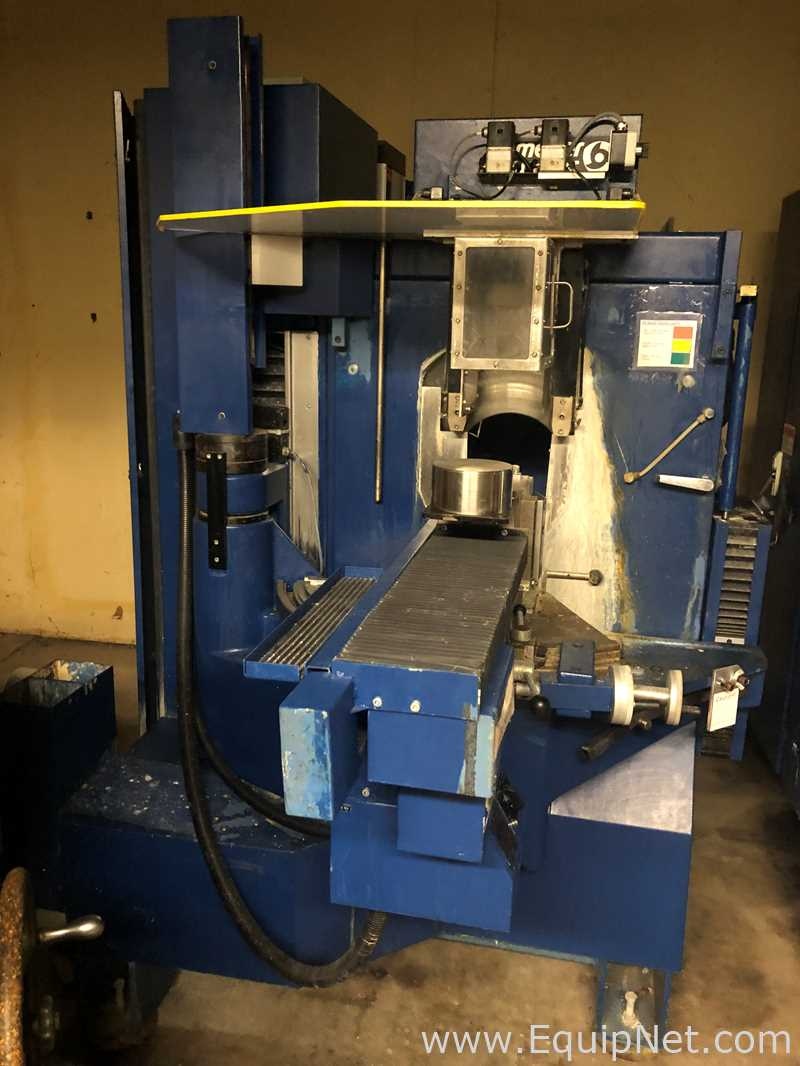 Meyer Burger TS 202 Anular ID Saw