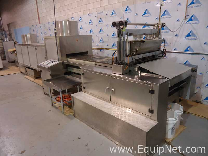Surplus Equipment from a Confectionery Facility