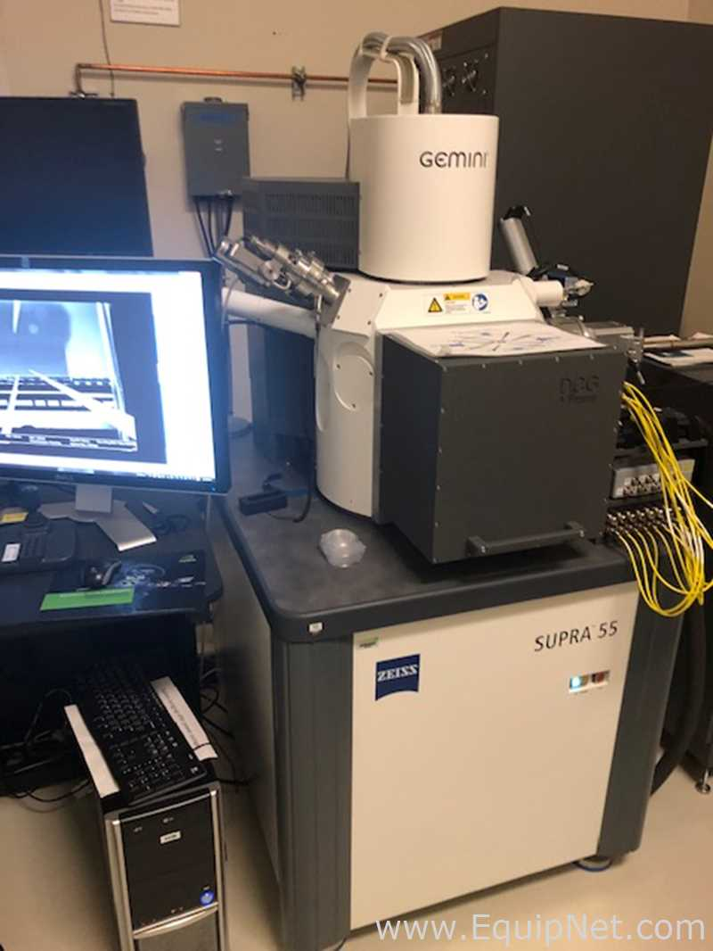 Zeiss DCG Z-Series nProber SEM with EBC HAS and TCP Upgrades