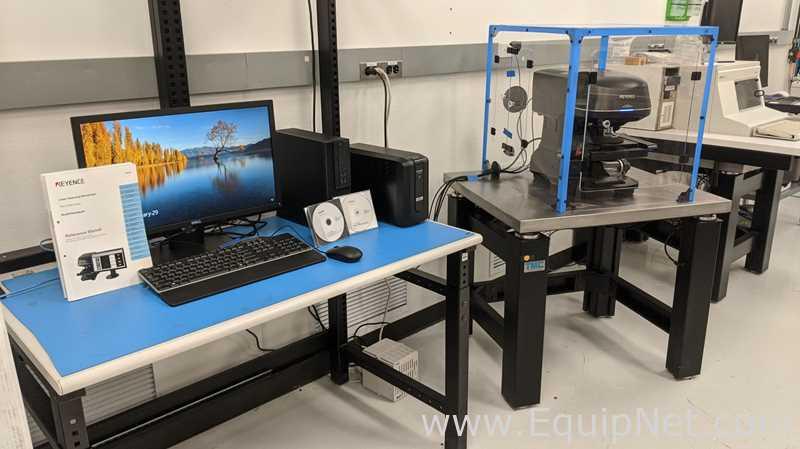 Keyence VK-X1000 Microscope