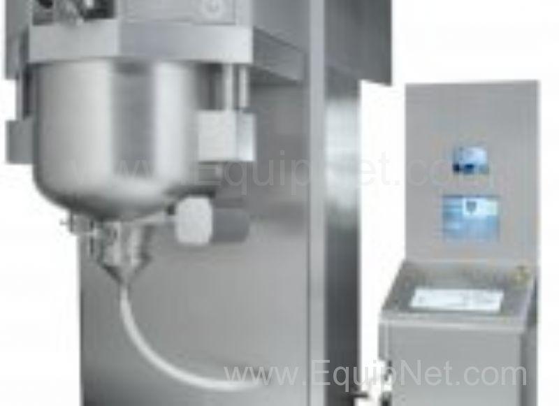 Bohle High Shear Granulator Model GMA 1200 V EX