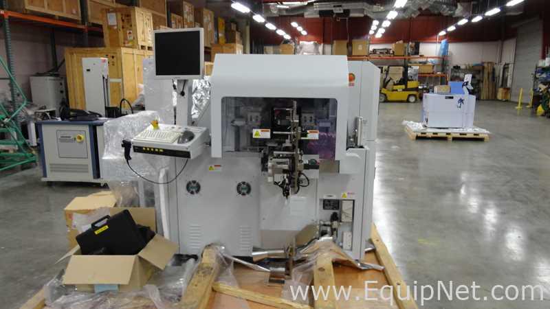 Fabricación Integración Tech Smart Flex 822A Máquina de inspección de cintas y carretes