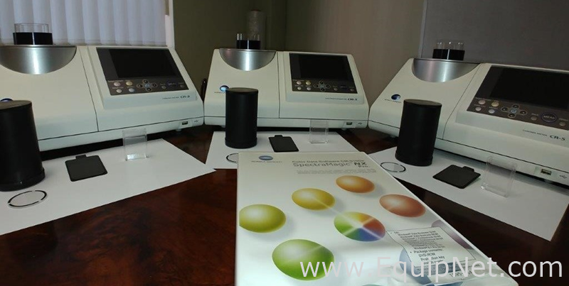 Narich CM-5 Spectrophotometer