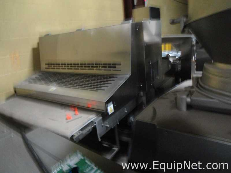 Canol MCI 1250 Guillotine Cutter with Conveyor