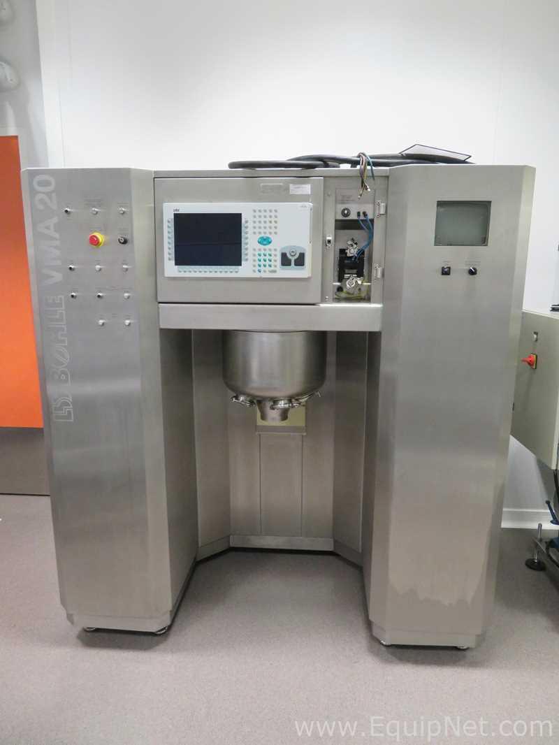 Disponível Laboratório de Dose Sólida e Equipamento de Fabricação