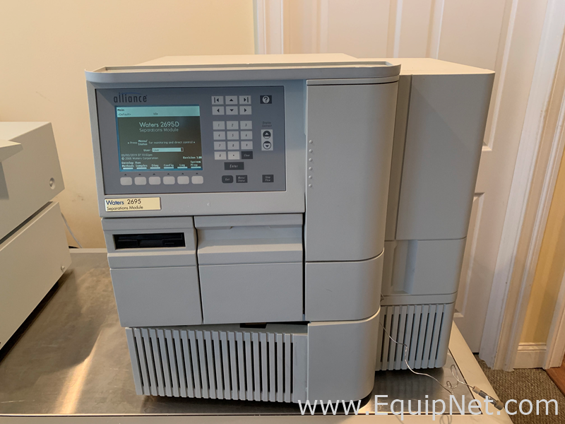 Waters 2695D HPLC