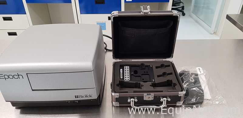 BioTek Sistema de espectrofotometría Multi-Volumen & Multi-sample