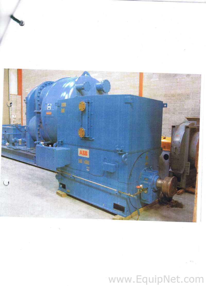 Ingersoll Rand Centac C310MX3-4C1 Air Compressor