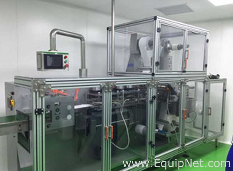 Paraffin Gauze Dressing Packaging machine KRA-FSL Equipo Medico