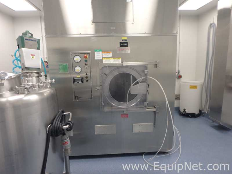 Equipamento de fabricação farmacêutica disponível na Carolina do Norte