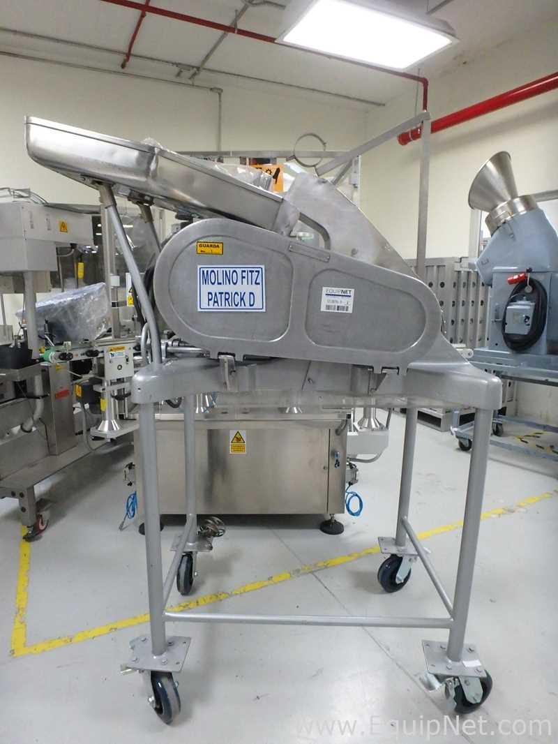 Equipamento de fabricação farmacêutica disponível no México