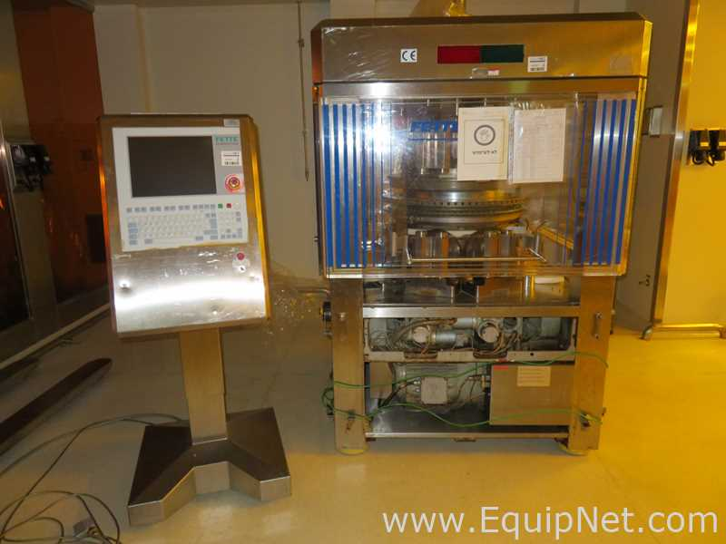 Fette 3090 Rotary Tablet Press-Suite 670 – OHC Cat 5 Equipment