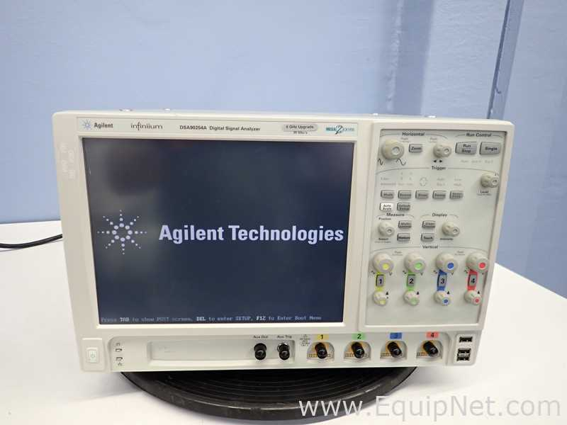 RF and Microwave Test Equipment from Leading Technology Companies
